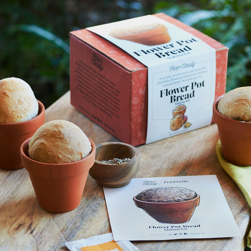 Bread baking kit daughter-in-law gift
