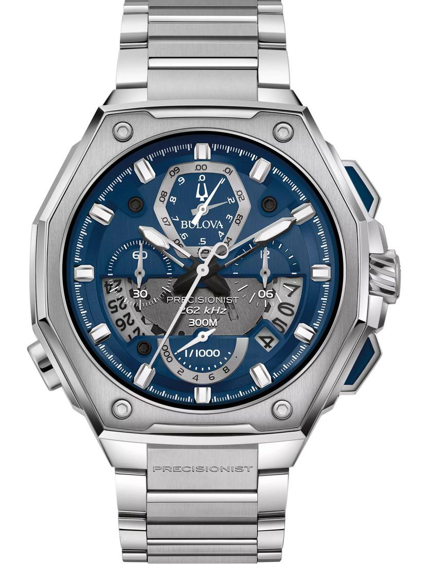 Sleek wrist watch 45th anniversary gift