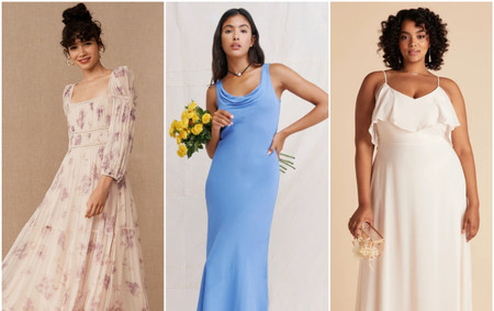 The Top 5 Bridesmaid Dress Trends to Know for 2022 Weddings