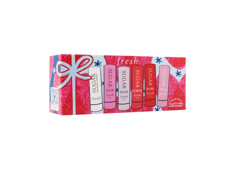 fresh sugar lip balm set