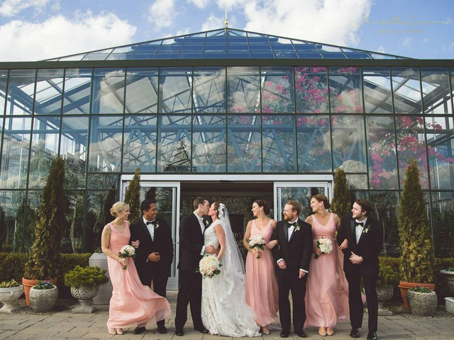 17 Greenhouse Wedding Venues That Bring the Outdoors In