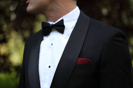 The 13 Parts of a Tuxedo to Know Before You Shop
