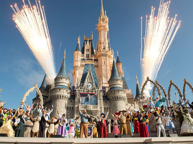 A Disney World Bachelorette Party Itinerary
