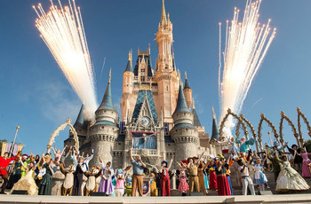 A Disney World Bachelorette Party Itinerary