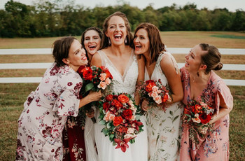 This Bridesmaid Dress Color Quiz Will Tell You Exactly How to Style Your Squad