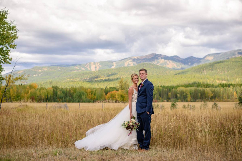 wedding lodge at whitefish lake mt