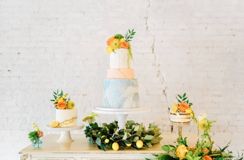 The Best Beach Wedding Cakes for 2020