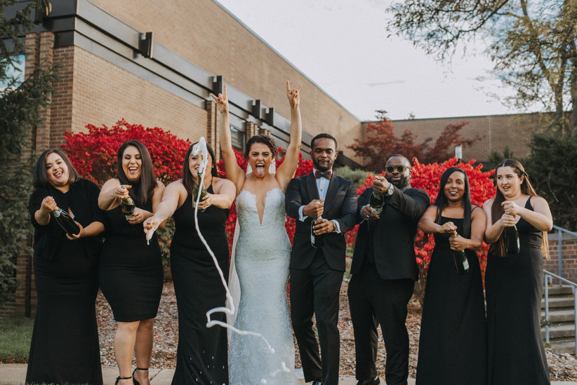8 Black-Owned Businesses That Are Shaping Michigan Weddings