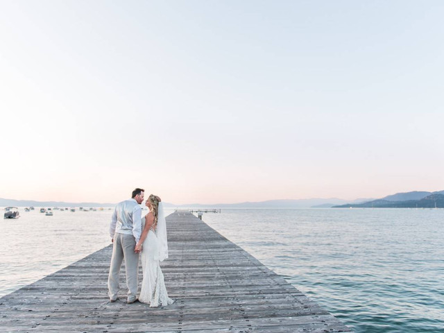 14 Lake Tahoe Wedding Venues That Are Truly Spectacular
