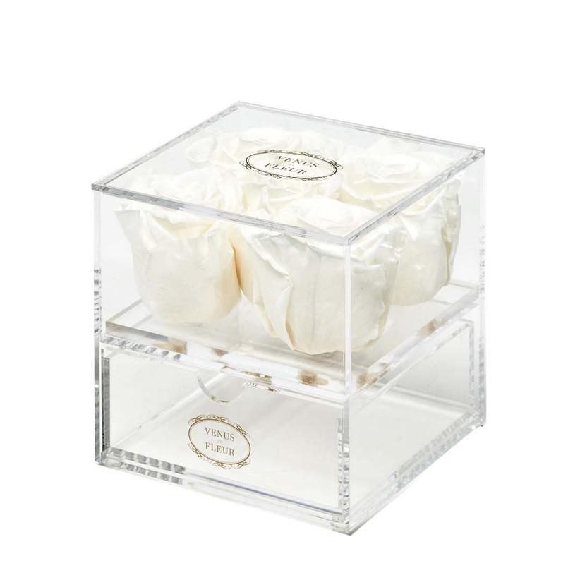venus et fleur flower case for 14th year wedding anniversary gift