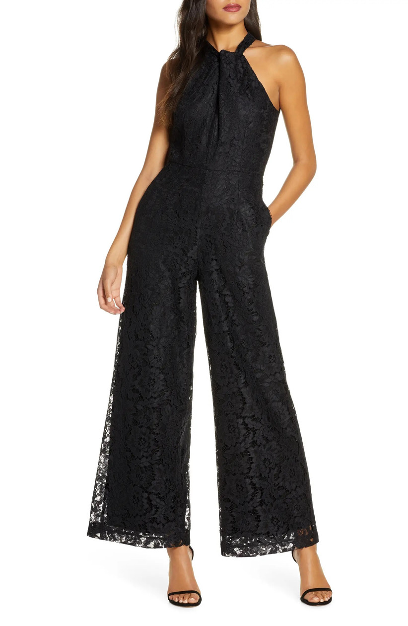 Rehearsal dinner guest outfit jumpsuit