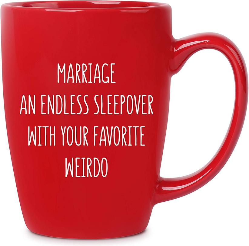 marriage endless sleepover