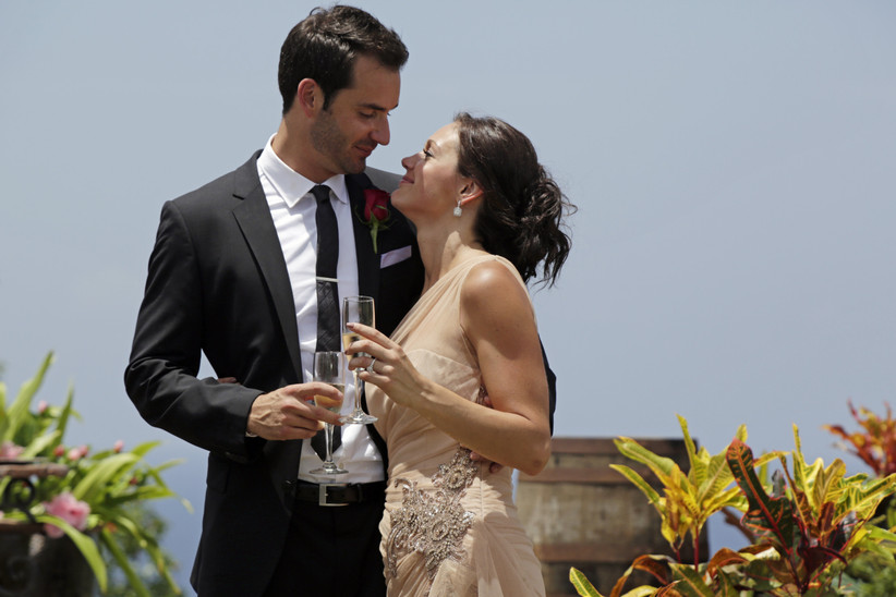 Desiree Hartsock's engagement ring
