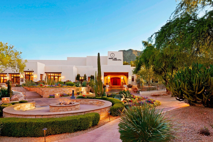 JW Marriott Scottsdale resort and spa