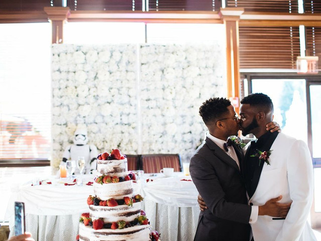 The 7 Biggest Ways LGBTQIA+  Weddings Have Changed Over the Last 5 Years