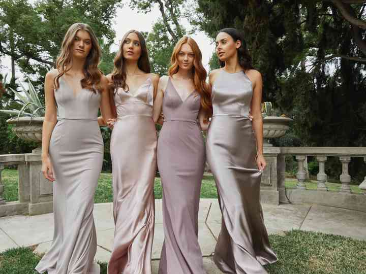 The Bridesmaid Dresses 2020 Couples Need To See Weddingwire,Wedding Bridal Dresses Hd