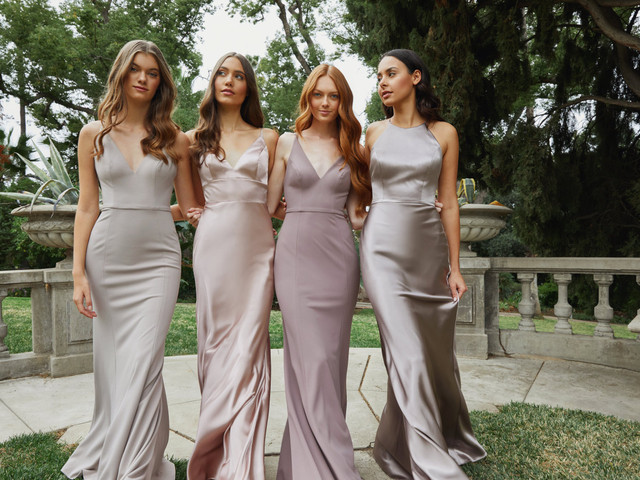 6 Bridesmaid Dress Trends for 2020 Weddings