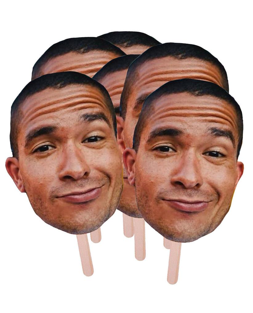 face sticks