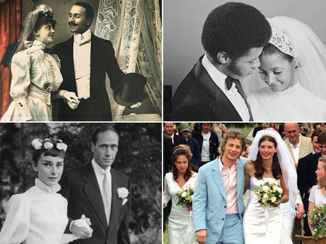 The Complete History of Wedding Dresses, Suits & Other Fashion
