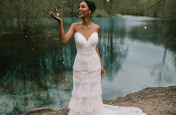 Your Favorite Disney Princess Just Might Help You Find the Perfect Wedding Dress