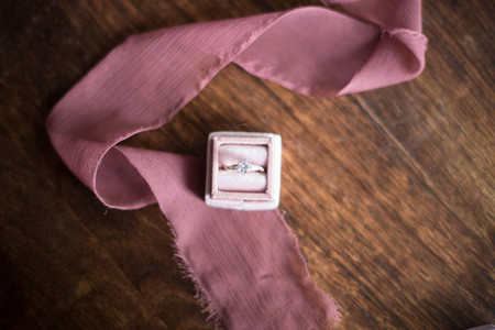 Here's How to Clean Your Engagement Ring in 4 Simple Steps