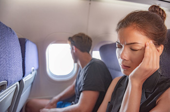 How to Overcome Your Fear of Flying for Your Honeymoon