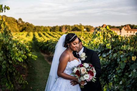 The Best U.S. Destinations for Vineyard Weddings