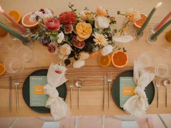 A Wedding Decor Checklist Guide To Styling Your Wedding Weddingwire