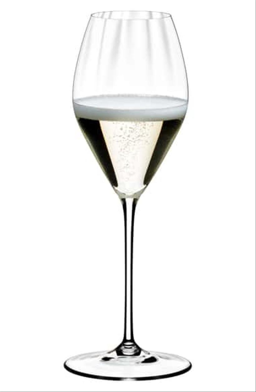 riedel champagne glasses