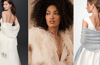 17 Wedding Shawls to Instantly Switch Up Your Bridal Look