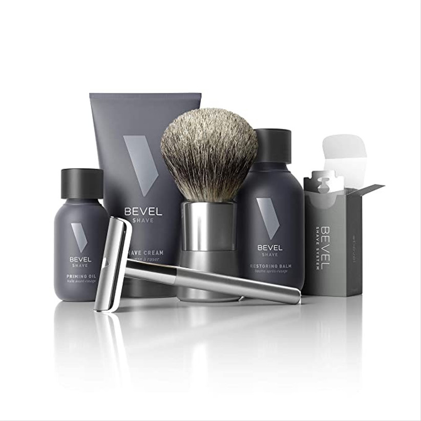 Bevel shaving products and tools