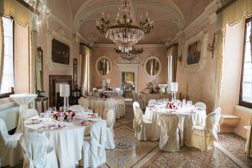 historic castle italy wedding venue