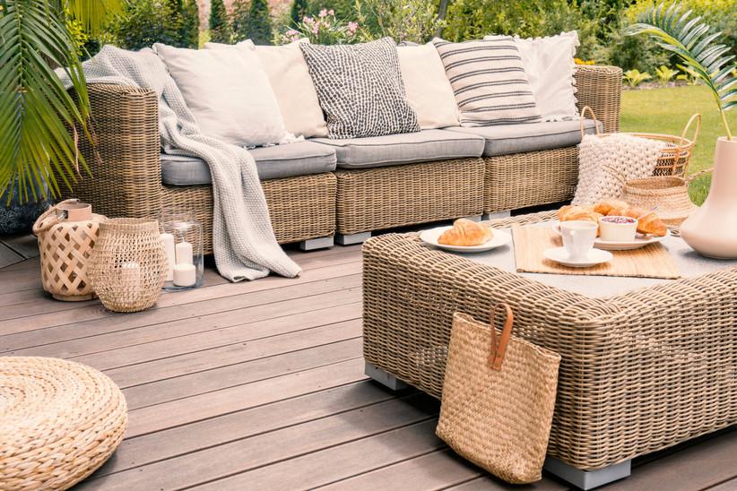 Outdoor patio wedding registry ideas