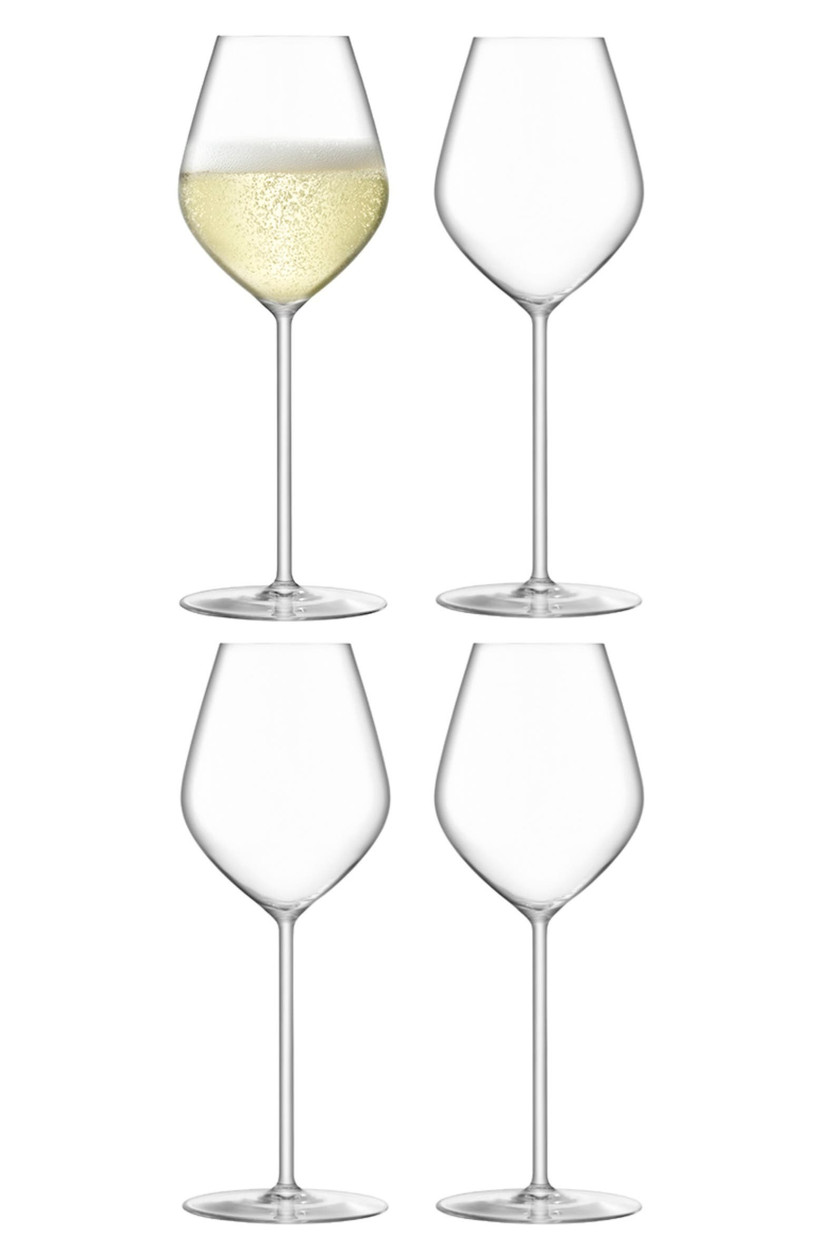 champagne glass set for 11th year wedding anniversary gift