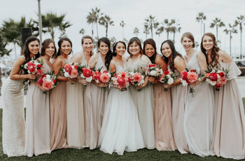 Do You Have to Include Family in Your Wedding Party?