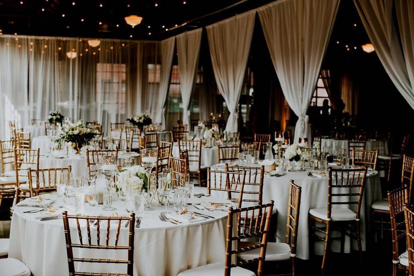 modern industrial wedding venue in portland oregon