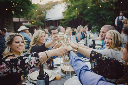 The 12 Commandments of Wedding Guest Etiquette