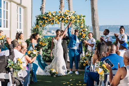 20 Sunflower-Themed Wedding Ideas That Are Like Instant Happiness