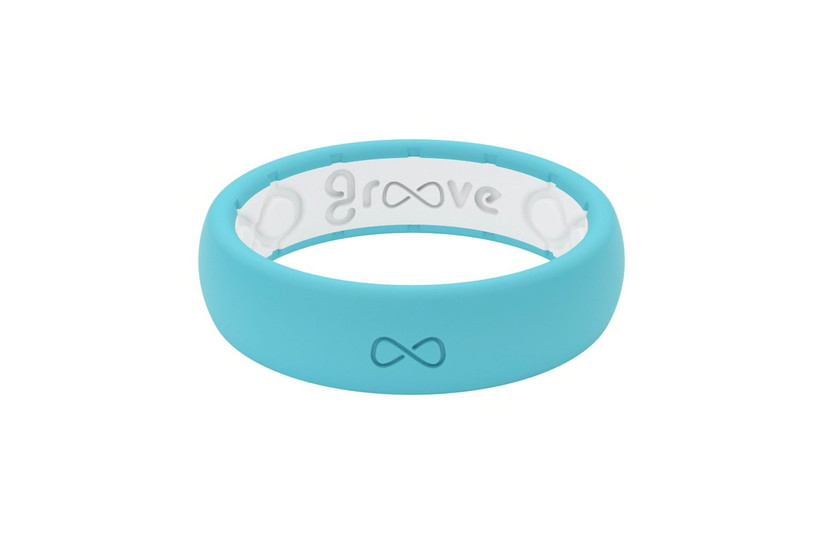 groove life ring for 11th year wedding anniversary gift
