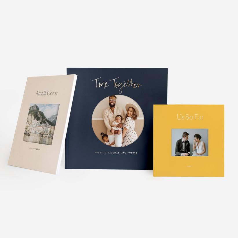 10 year anniversary gift custom photo books