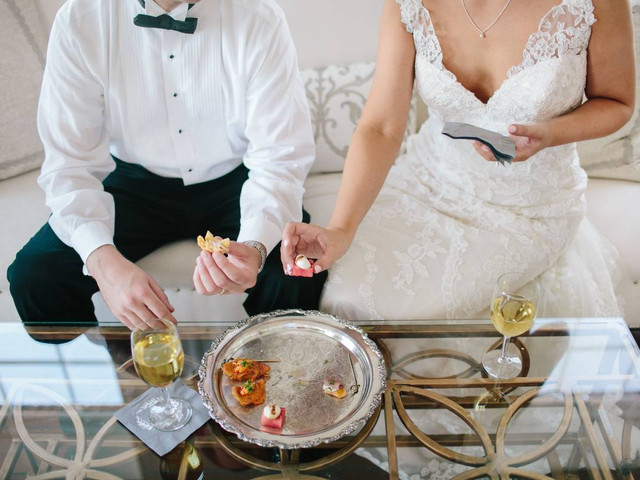 2020 Wedding Food Trends to Watch (and Taste!)