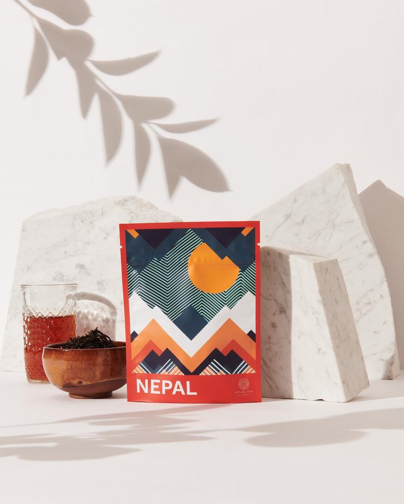 Red tea from Nepal Atlas Tea Club subscription