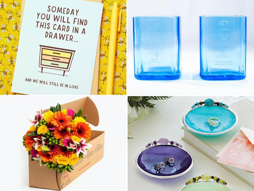 45th anniversary gift ideas