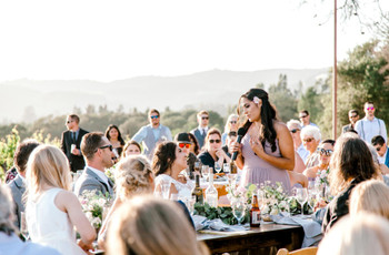 8 Tips for Giving the Best Wedding Toast EVER