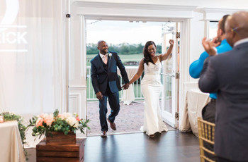 36 Wedding Reception Grand Entrance Song Ideas from the Experts