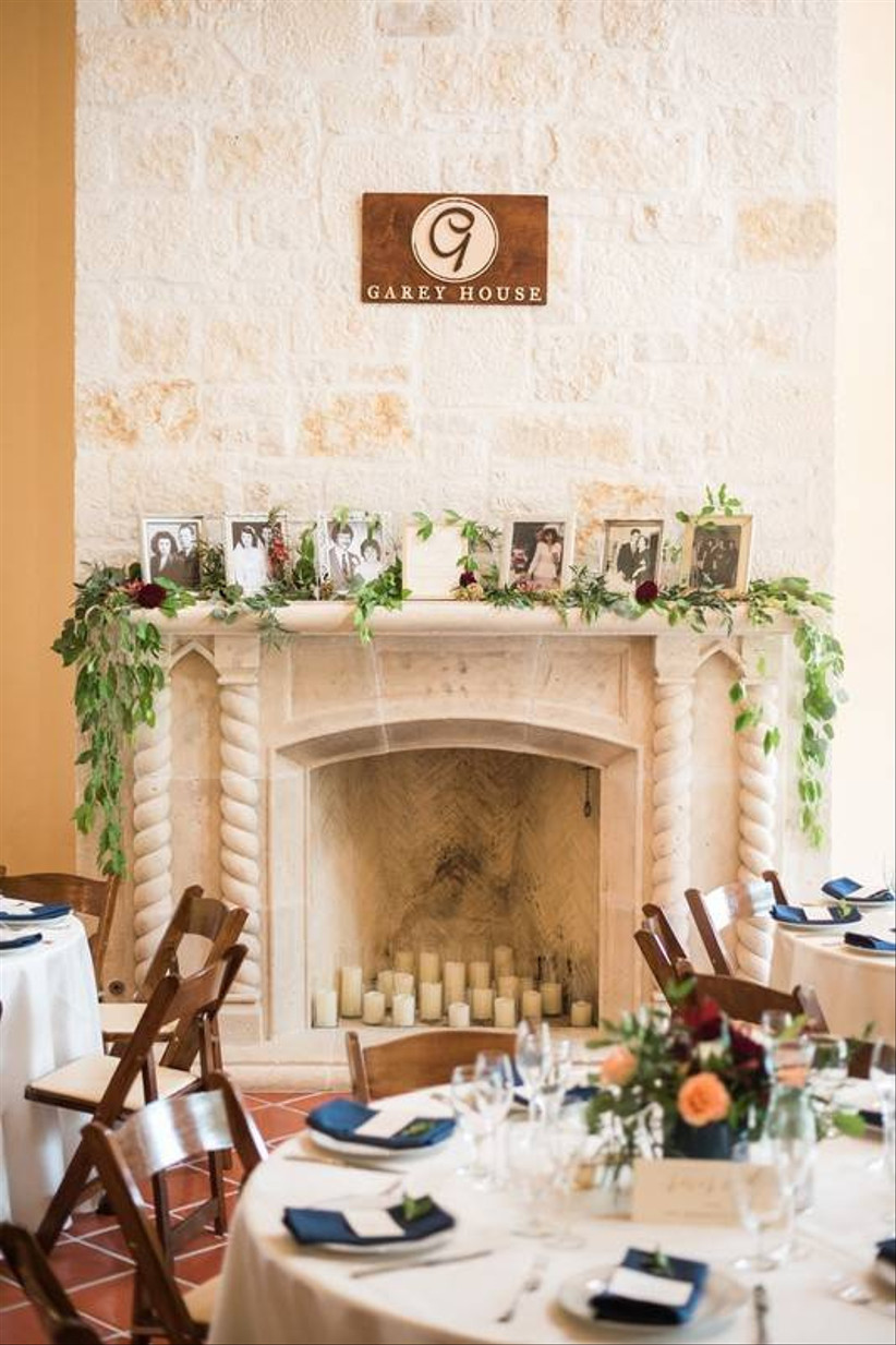 21 Wedding Fireplace Decor Ideas To Transform Any Mantel
