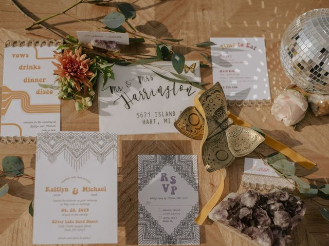 Exactly What to Include on Your Wedding Invitations