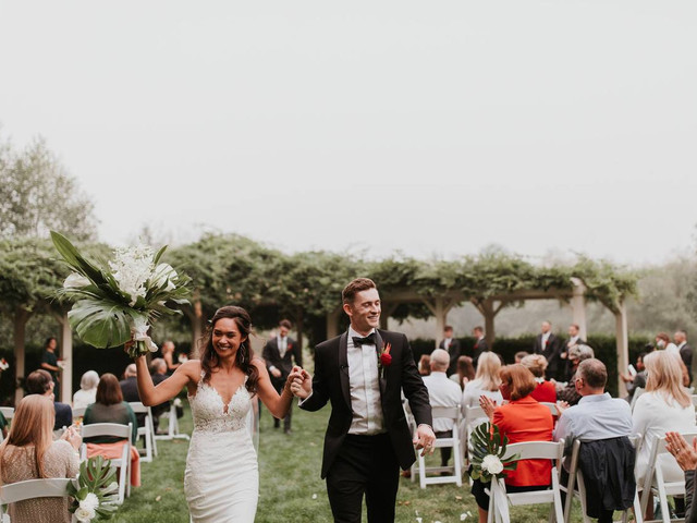 What to Know If You're Having a Summer 2021 Wedding, According to Planners