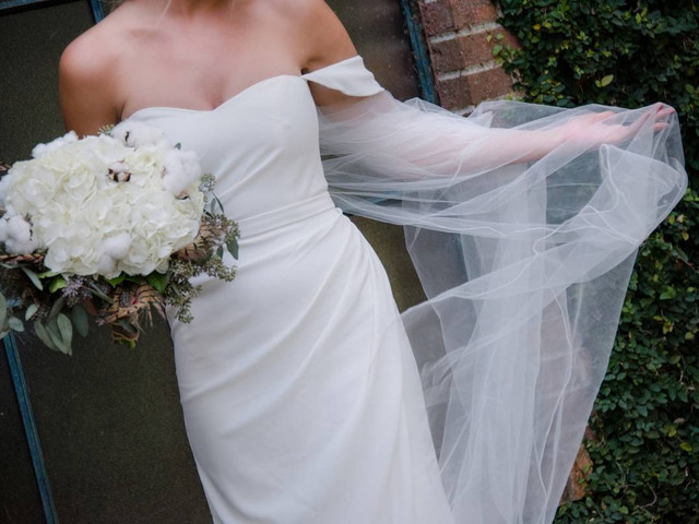 The Wedding Veil, Unveiled: Everything You Need to Know About This Bridal Accessory
