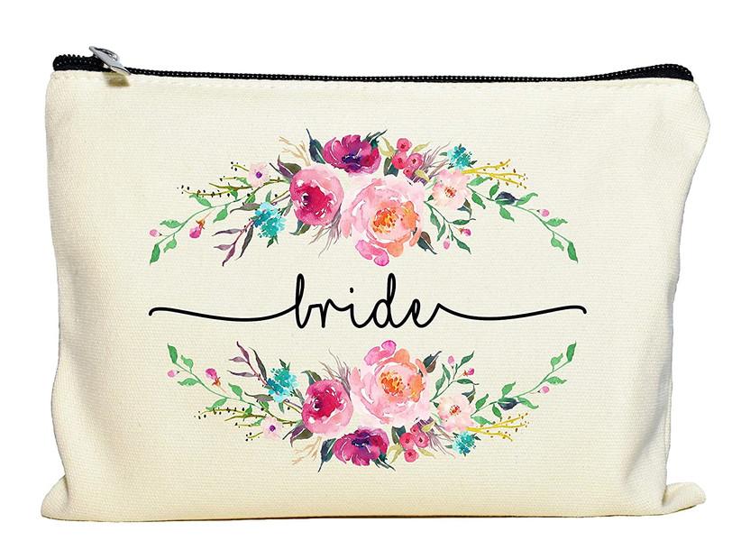 bride canvas bag